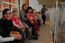 Wizyta przedszkolakow